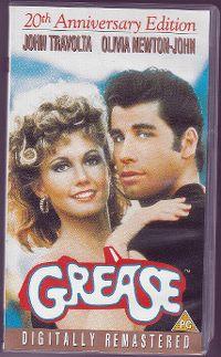 Cover Soundtrack / John Travolta / Olivia Newton John - Grease (20th Anniversary Edition) [DVD]